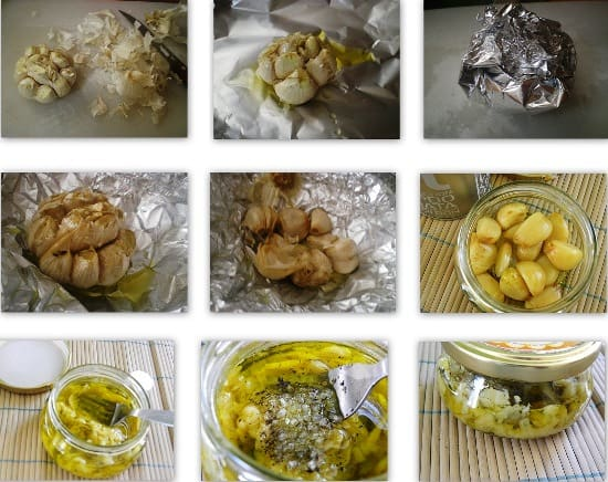 Collage-2-How-to-roast-garlic