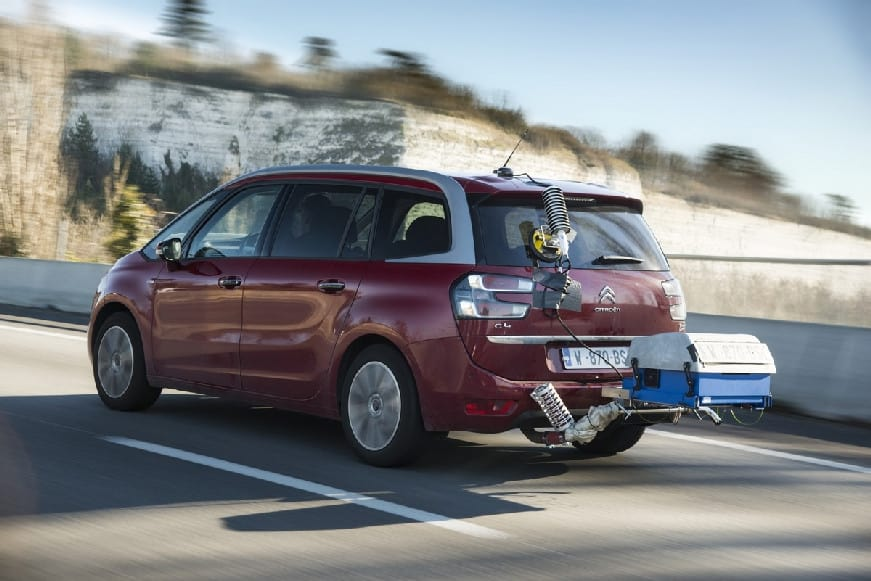 Citroen C4 Grand Picasso Real Fuel Economy Figures