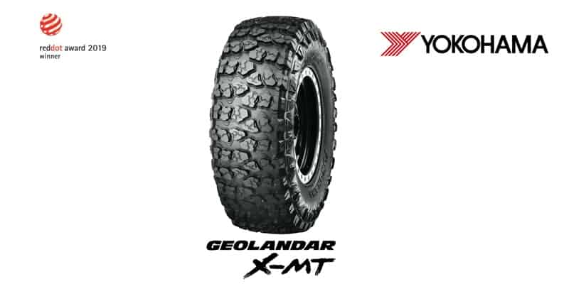 Geolandar X MT red dot