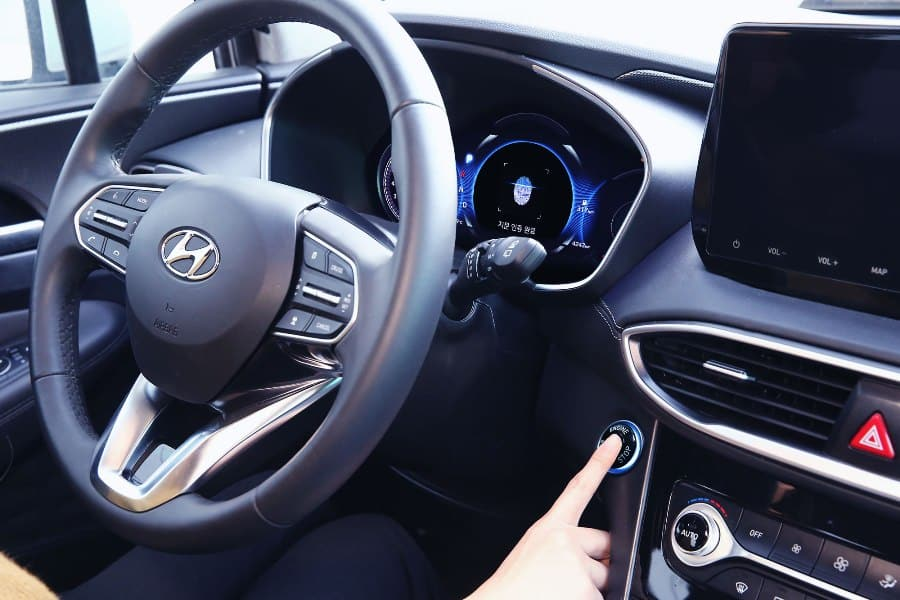Hyundai fingerprint technology press photo4