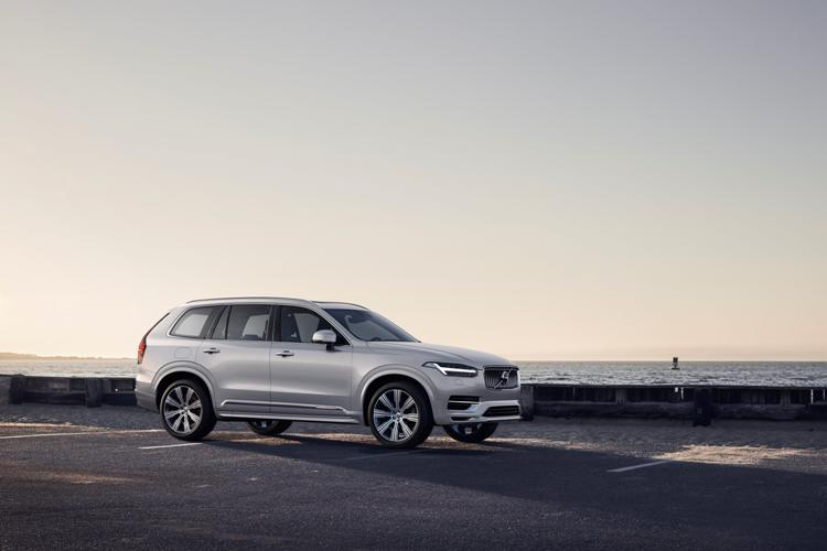 Refreshed Volvo XC90