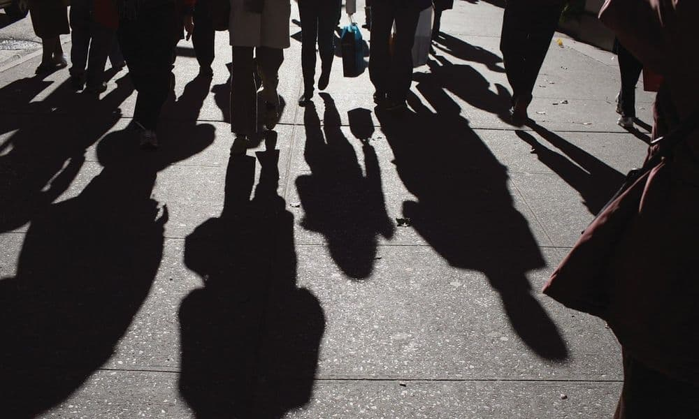 UNEMPLOYMENT SHADOW