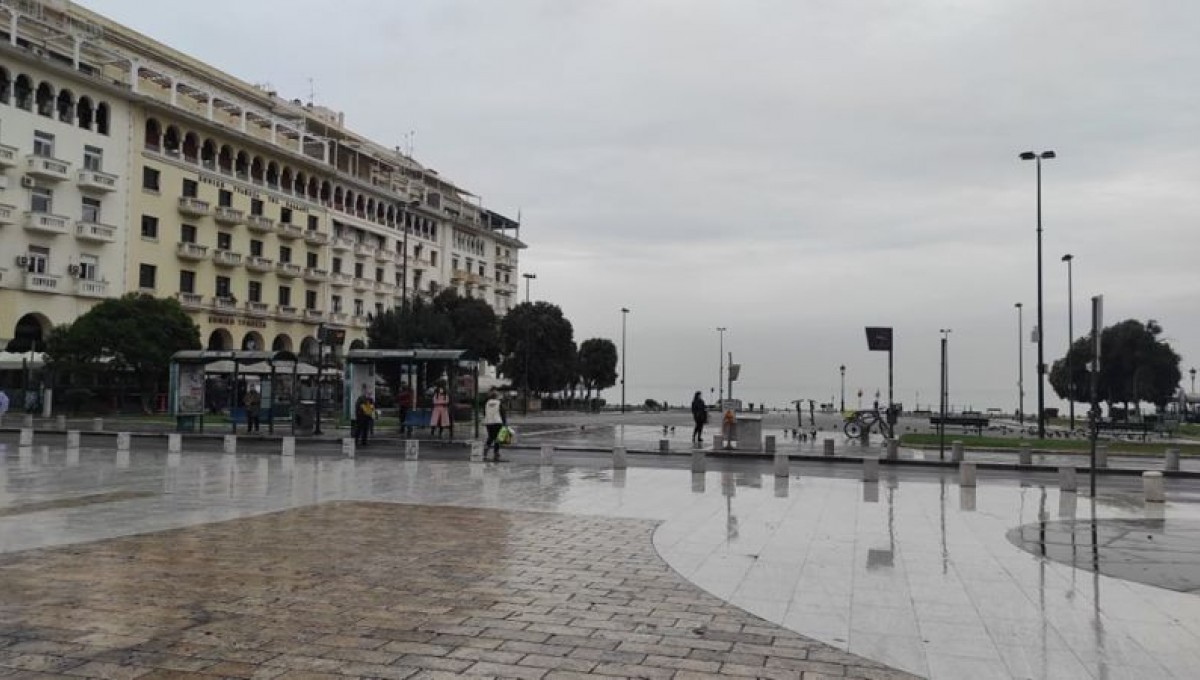 thessaloniki lockdown noemvrios2020 6