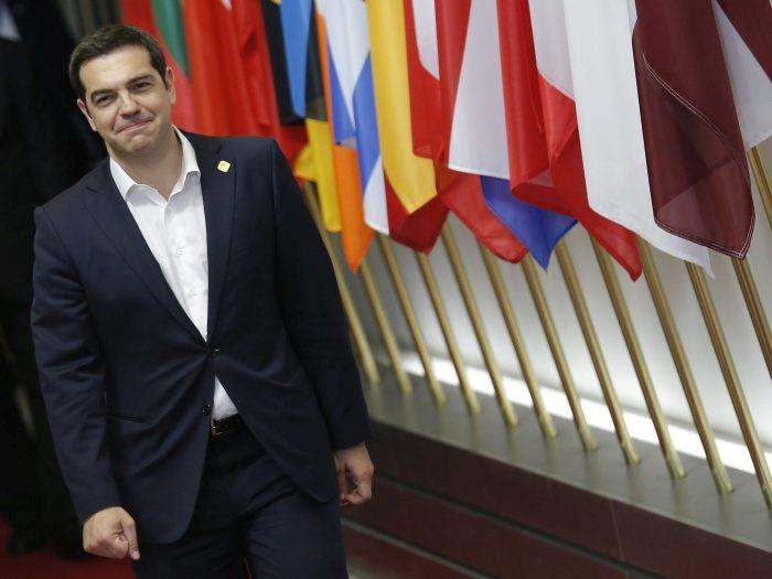TSIPRAS SYNODOS photo