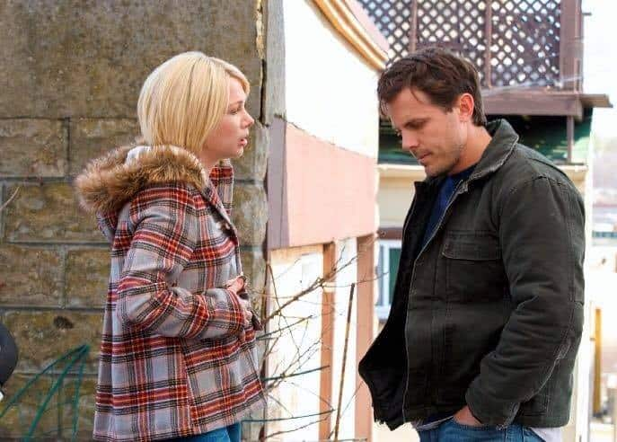 manchester by the sea michelle williams casey affleck