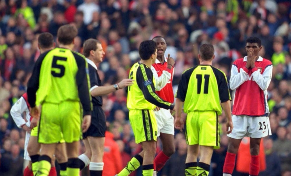 arsenal sheffield united 1999