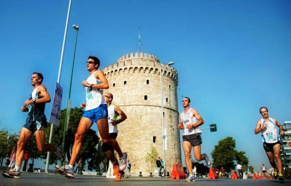 running-thessaloniki