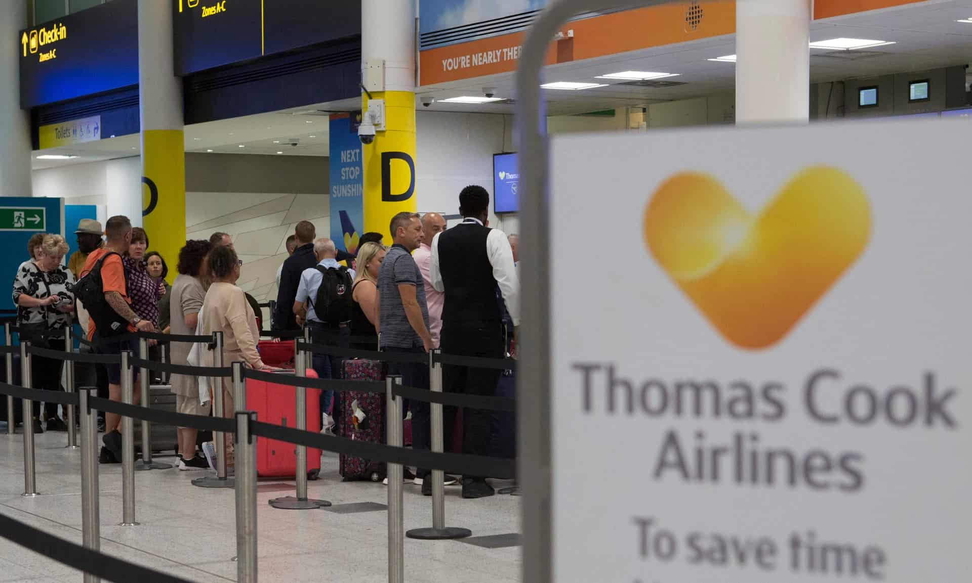 THOMAS COOK XR